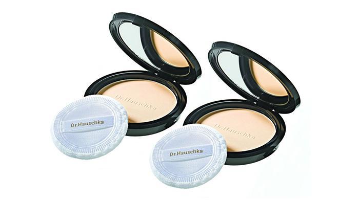 Dr. Hauschka Compact Powder(德国世家天然透色定妆粉饼)