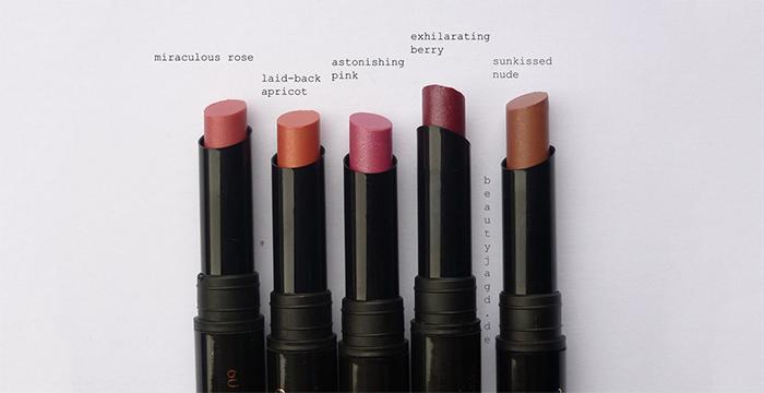 Dr. Hauschka Lipstick Novum(德国世家轻盈透亮唇膏)