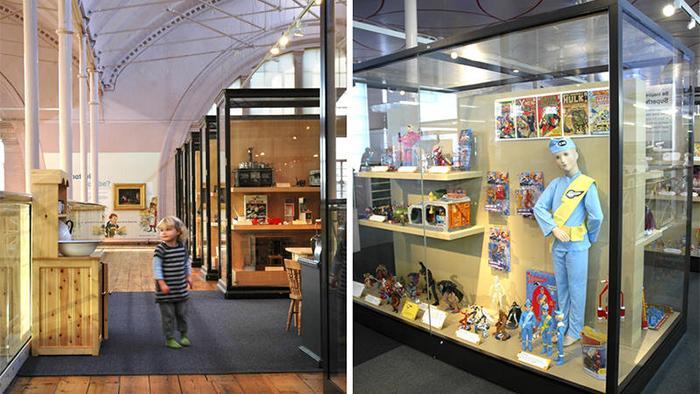 英国儿童博物馆(V&A Museum of Childhood)
