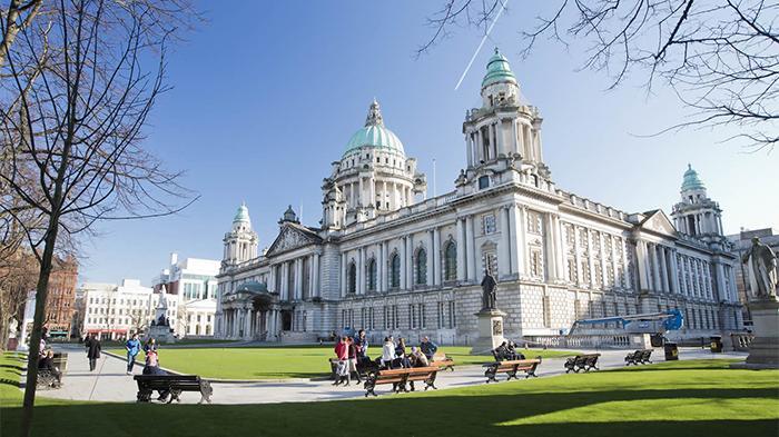贝尔法斯特Belfast