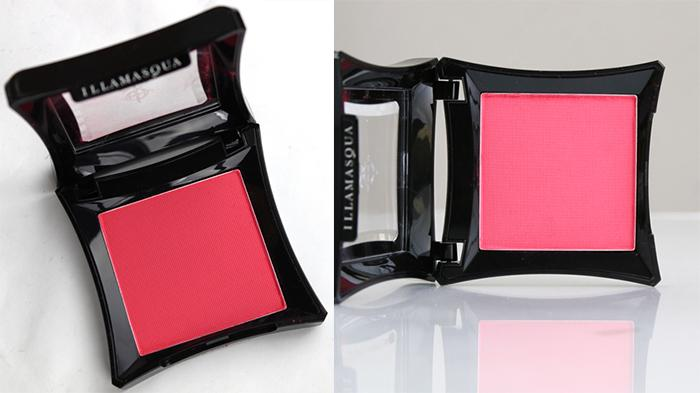 Illamasqua Powder Blusher (粉状腮红)