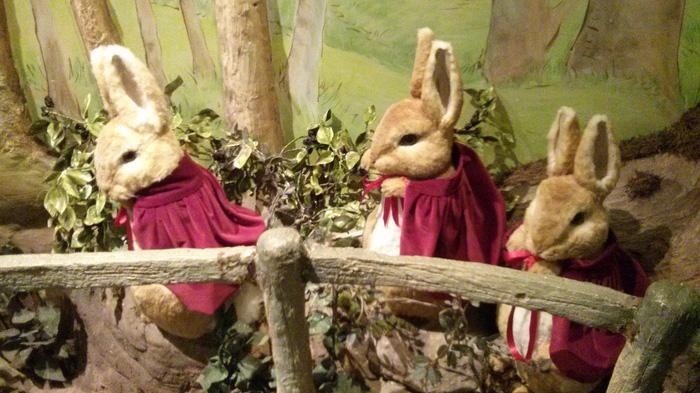 彼得兔童话世界