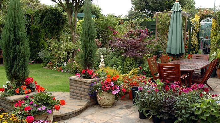 英式乡村花园