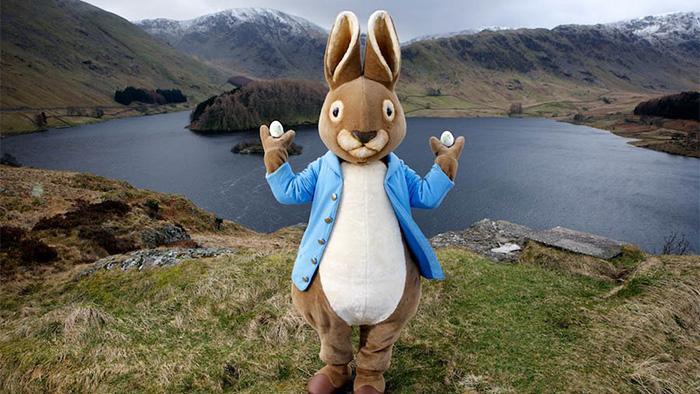 湖区彼得兔