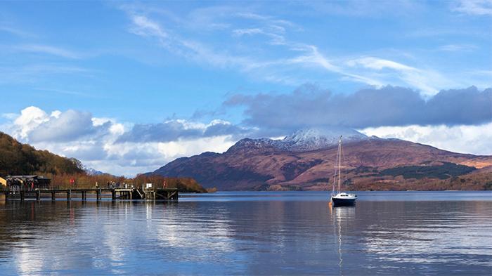 罗蒙湖(Loch Lomond)