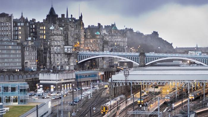 爱丁堡(Edinburgh)