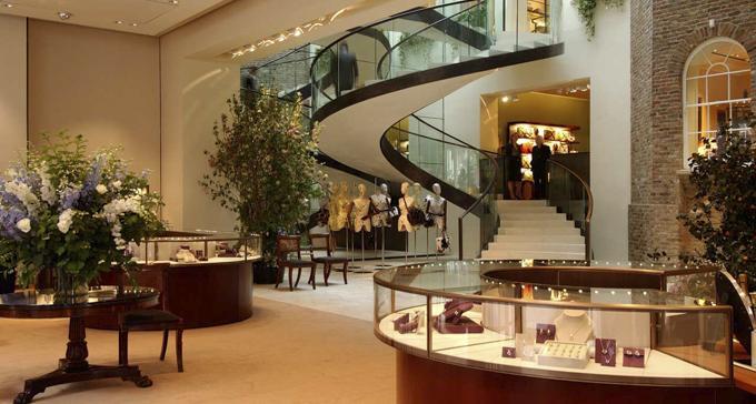 Asprey珠宝店