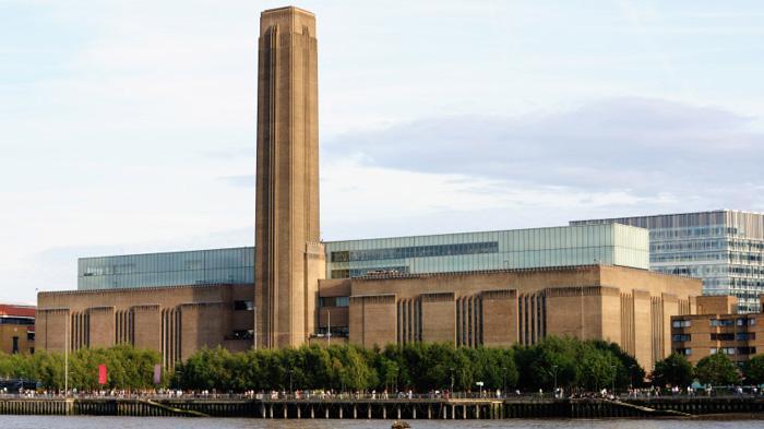 泰特现代美术馆(Tate Modern)