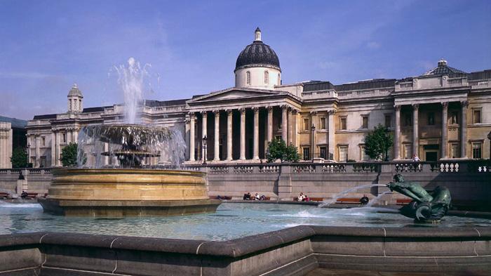 国家美术馆(The National Gallery)