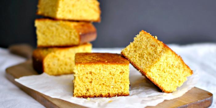 Cornbread 玉米面包