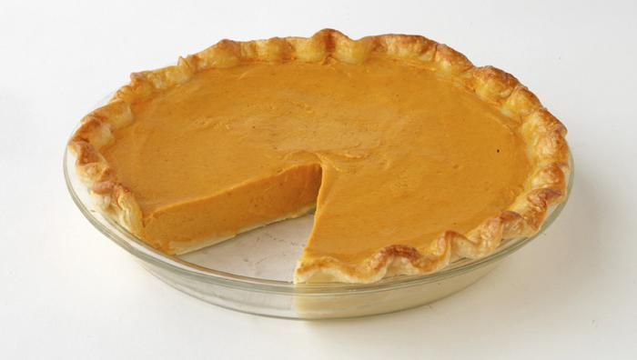 Pumpkin pie 南瓜派