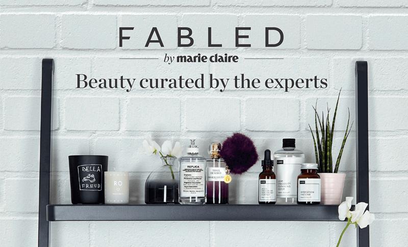 英国Fabled美妆网介绍+购物攻略