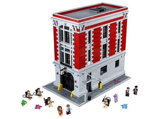 Firehouse Headquarters