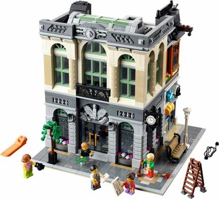 Brick银行
