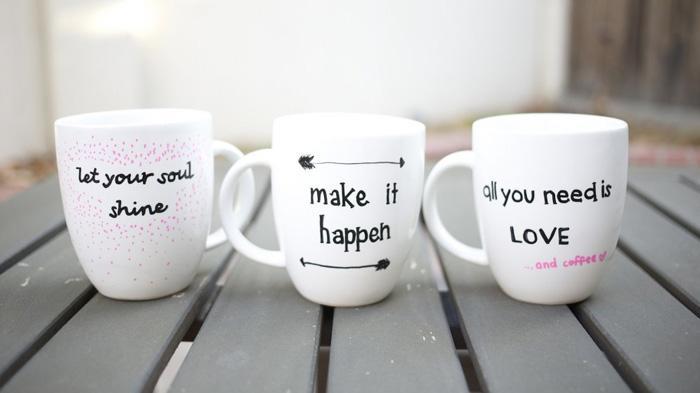 咖啡杯的选择