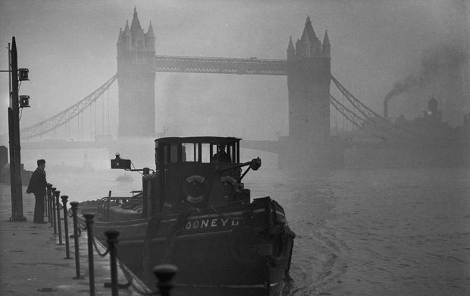 """""""雾都""""伦敦与雾霾半个多世纪的较量"""