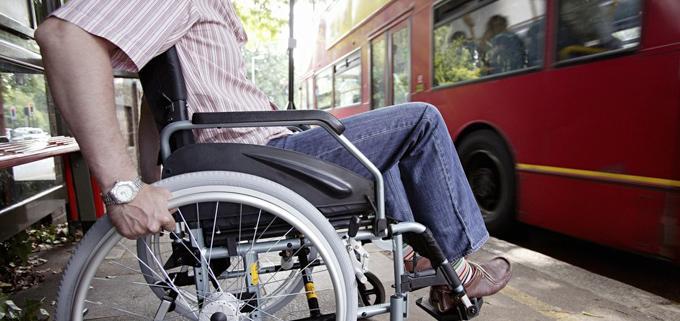 英国的公交车