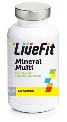 Livefit Mineral Multi