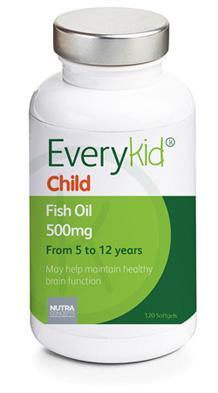 Everykid Childrens Fish Oil