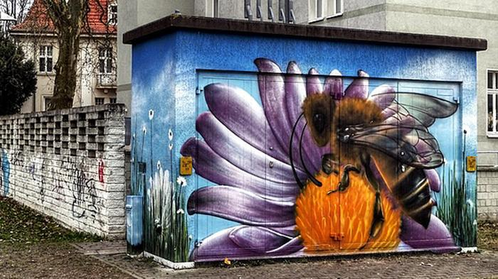 Hulme Graffiti