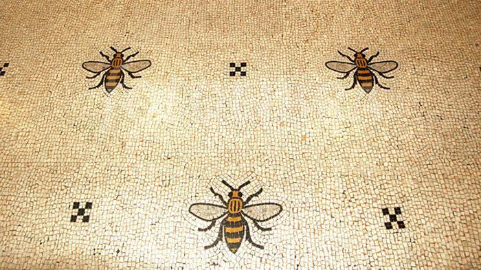 Manchester Town Hall Floor Mosaic