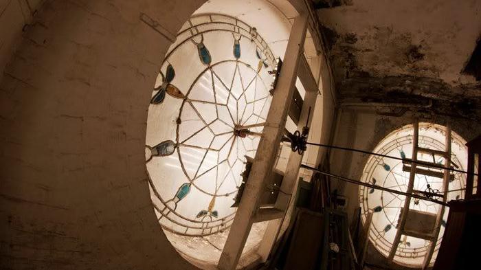 Palace Hotel Clock Tower