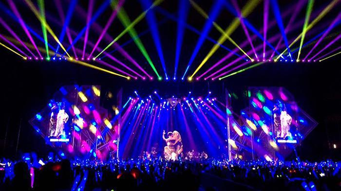 张惠妹乌托邦2.0庆典世界巡回演唱会伦敦站