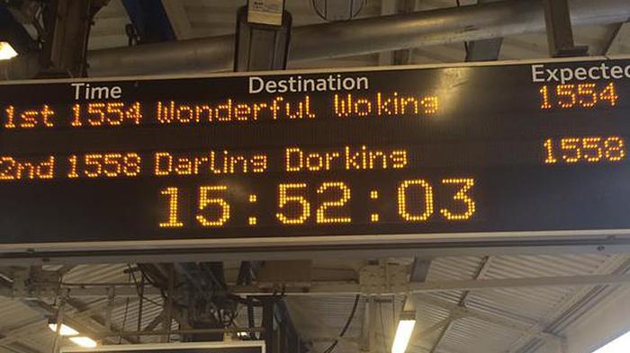 Darling Woking