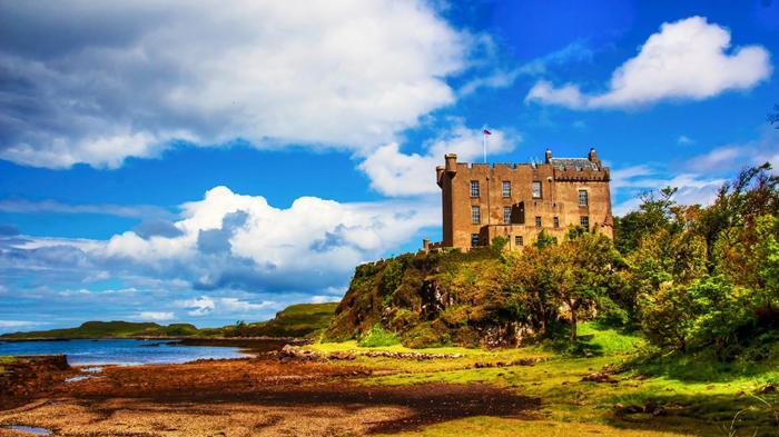 邓韦根城堡(Dunvegan Castle)