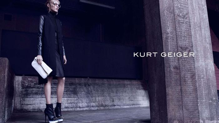 英国的高端鞋履品牌Kurt Geiger
