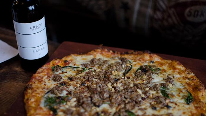 Crate Brewery & Pizzeria