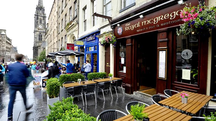 The Royal McGregor餐厅