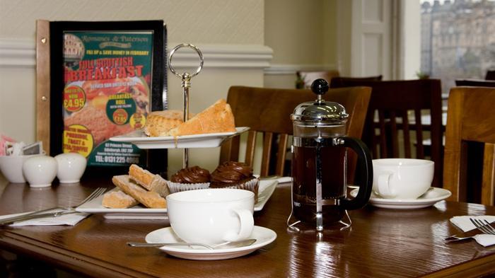 Sir Walter Scott Tea Room茶室