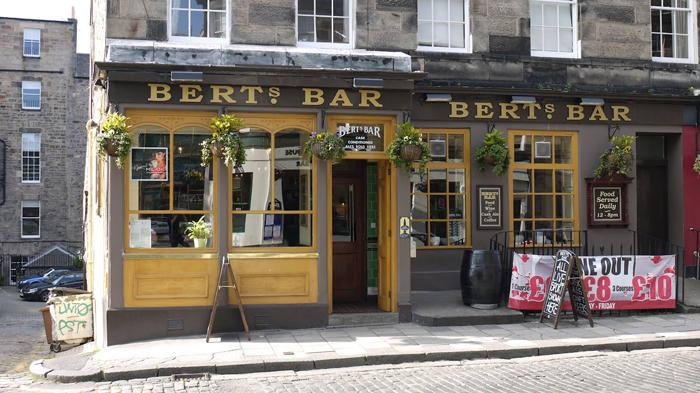 Bert's Bar餐吧