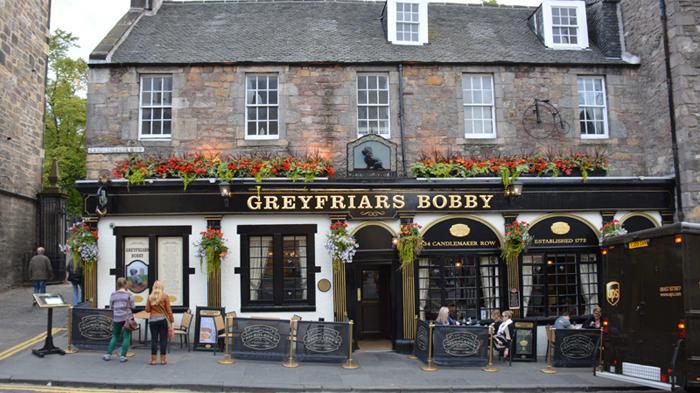 Greyfriars Bobby's Bar餐吧