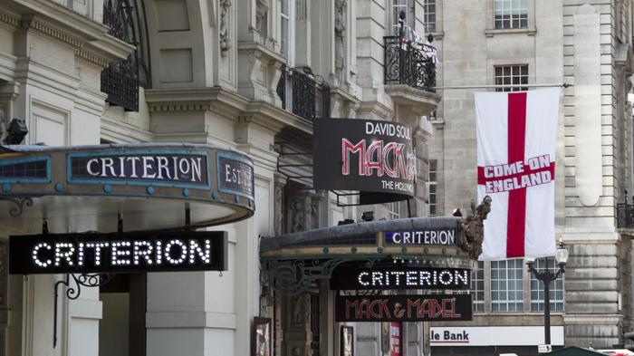Piccadilly Circus Criterion Theatre