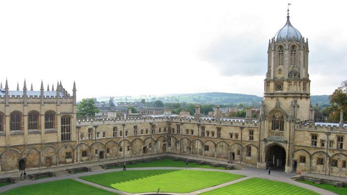 牛津大学Christ Church