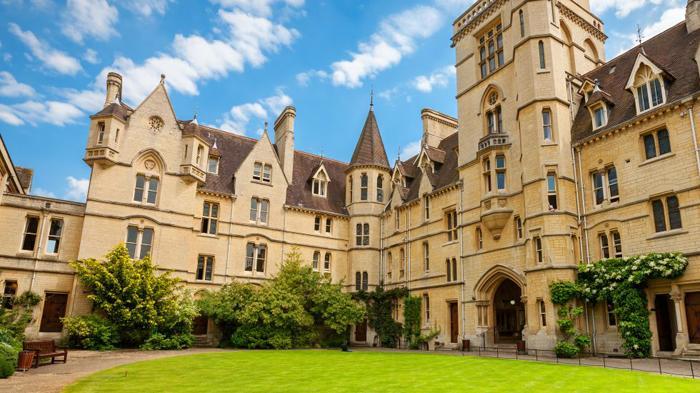 牛津大学Balliol
