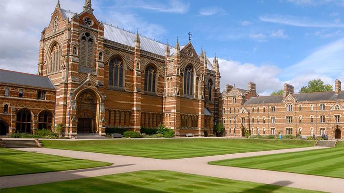 牛津大学Keble