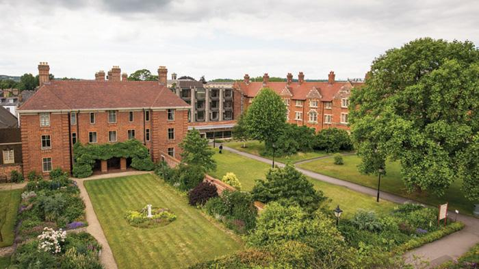 牛津大学Somerville