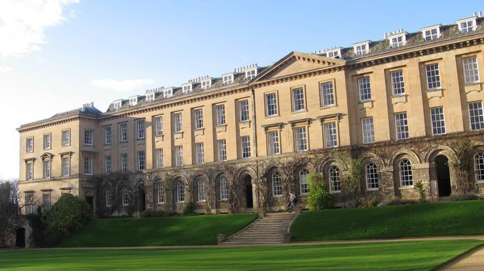 牛津大学Worcester
