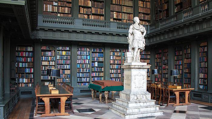 牛津大学万灵学院图书馆