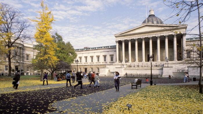 University College London,伦敦大学学院