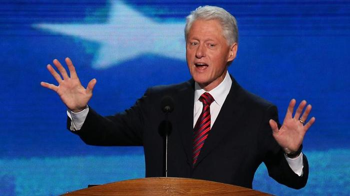 克林顿(Bill Clinton)