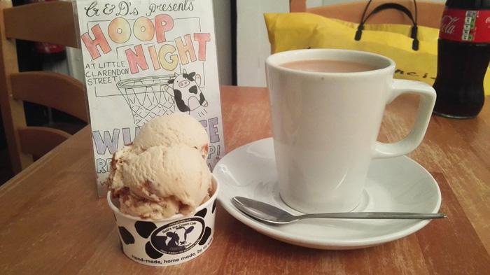 George and Davis冰淇淋店