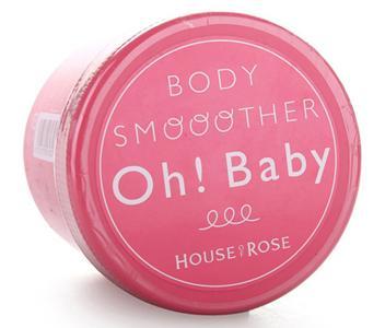 玫瑰屋哦宝贝身体磨砂膏