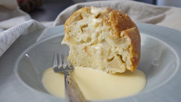 爱尔兰苹果蛋糕