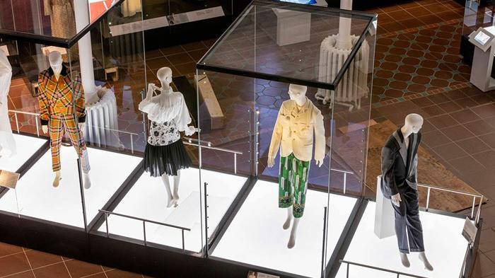 Fashionand Style时尚王国展馆