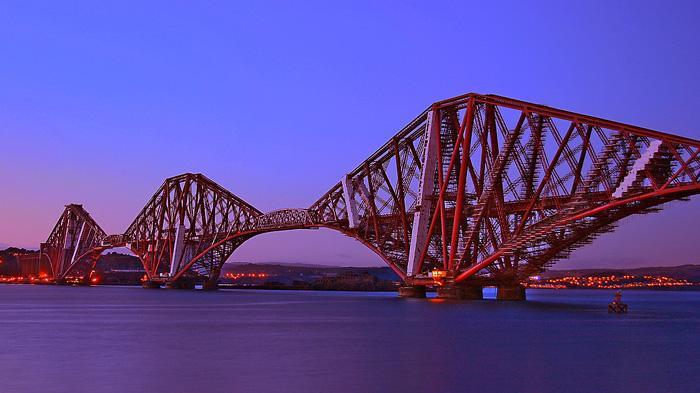 The Forth Bridge   福斯桥