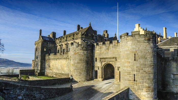 Stirling Castle   斯特灵城堡